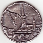 Médaille de Soual, côté 2