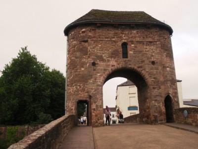 Pont de Monnow: façade nord-est