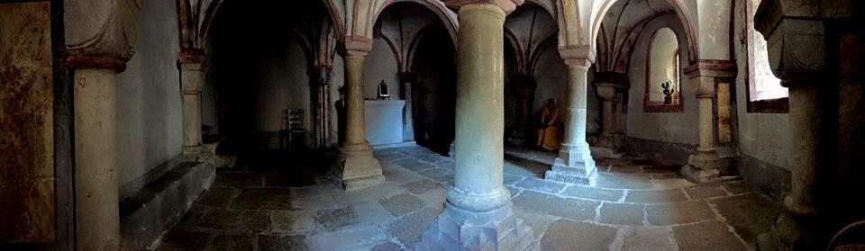 Crypte de la Collégiale de St-Ursanne
