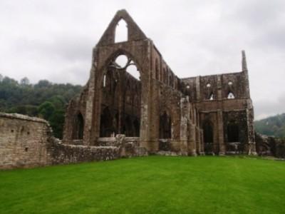 L'église vue depuis l'est