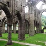 La croisée du transept et sa porte sud