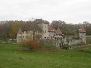 Chateau Pomboz